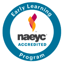 NAEYC accredited early learning program logo